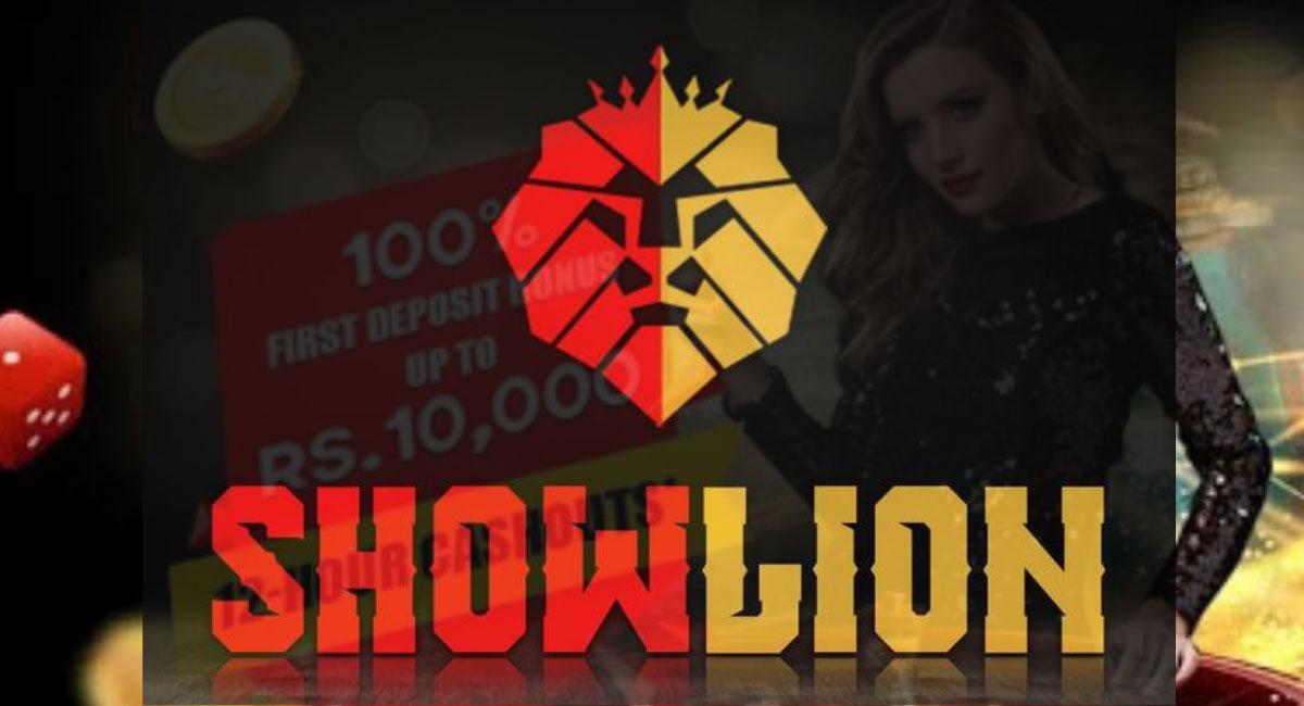 Casino en ligne ShowLion