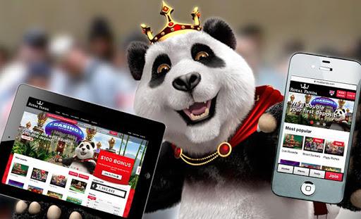 Caractéristiques du Royal Panda Casino.